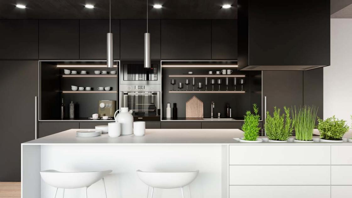 kuchyň - moderní design