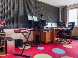 nahrávací studio
