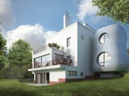 Dům - hruška