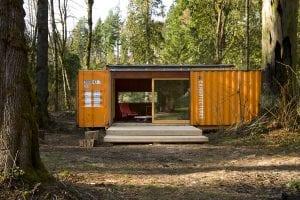 kontejnerový dům