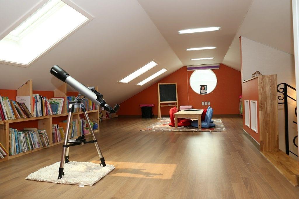 Mezikrokevní zateplení střechy