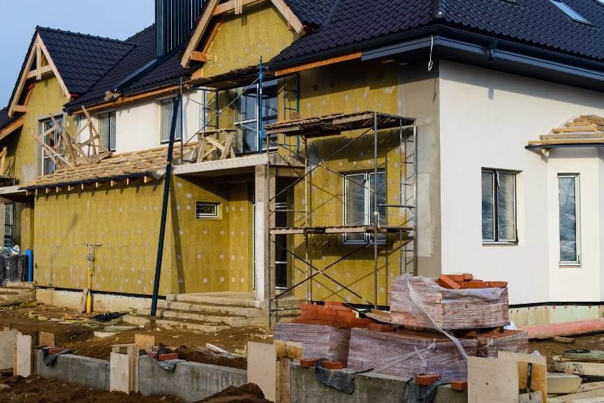 Tepelná modernizace domu