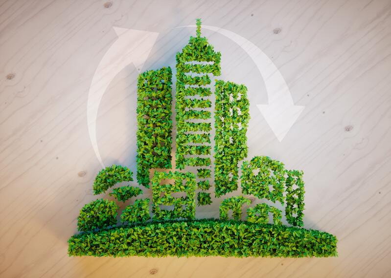 Využívání obnovitelných zdrojů vede k soběstačnosti budov