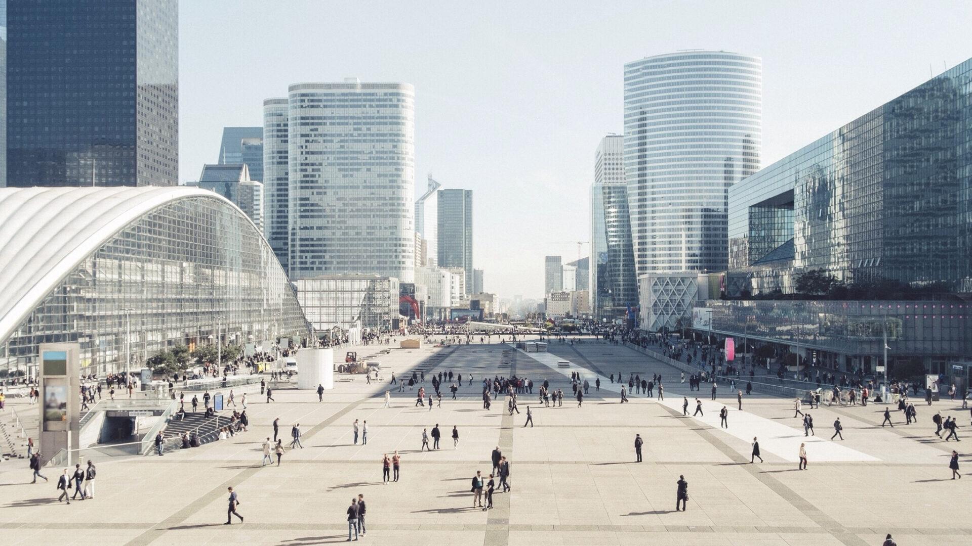 Při plánování rozvoje moderních měst se používá umělá inteligence
