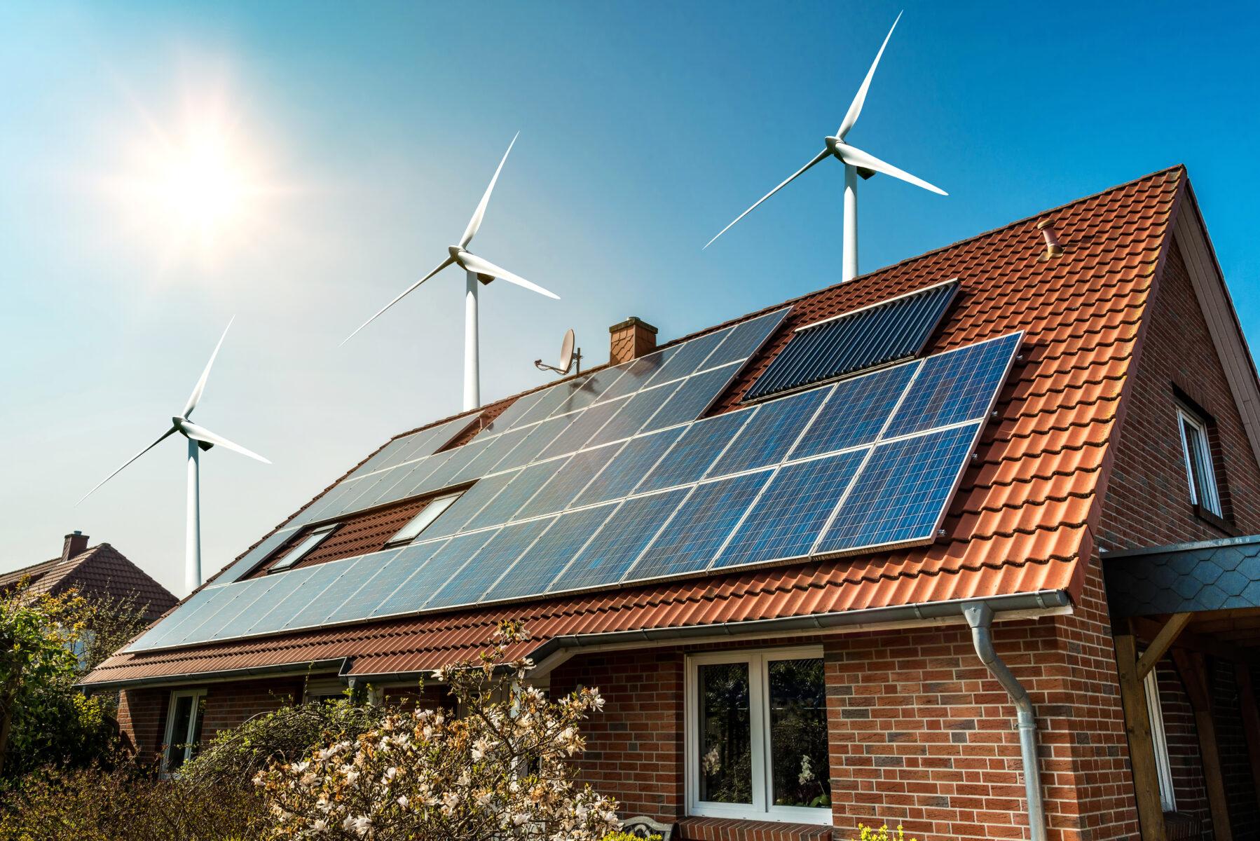 Fotovoltaické solární systémy