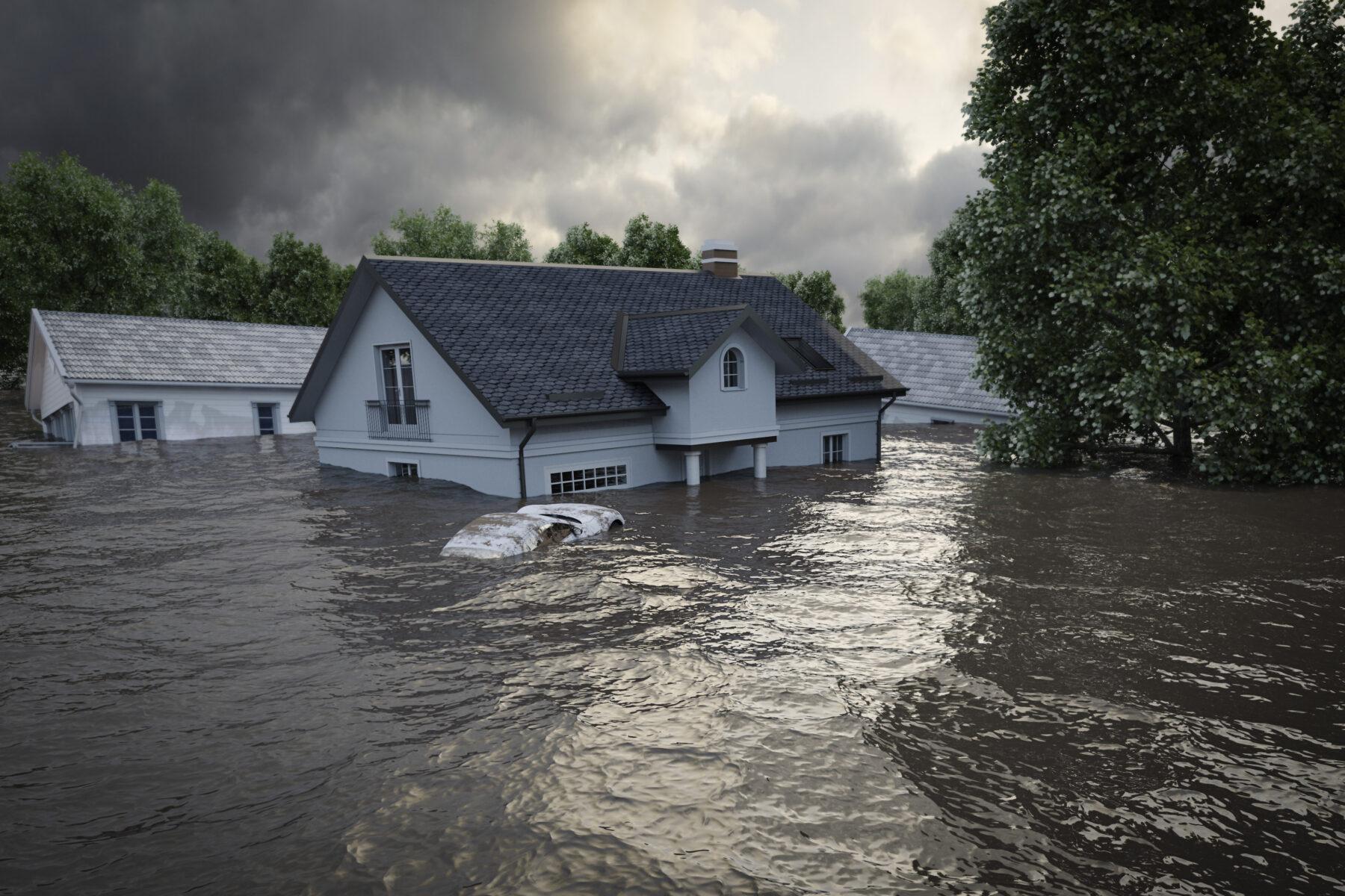 povodně představují vážnou hrozbu