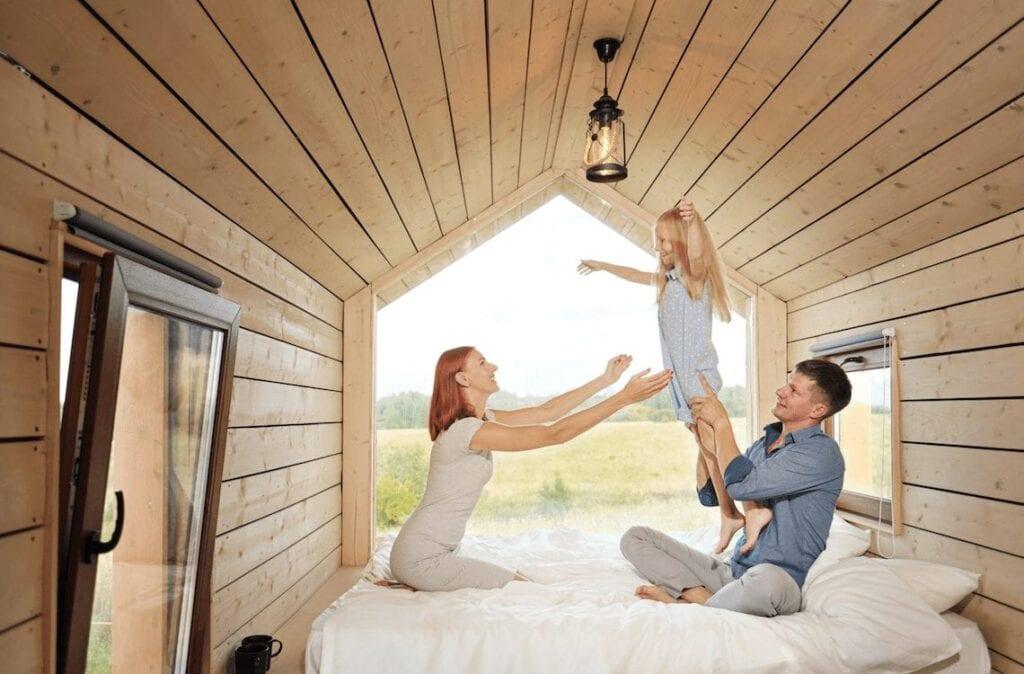 Izolace domu zlepší komfort při jeho užívání