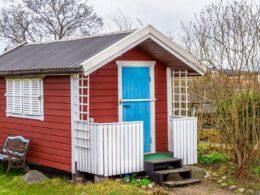 Domek, který se upraví pro celoroční použití, může přinášet radost po celý rok