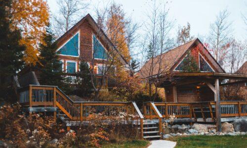 Kanadské dřevostavby